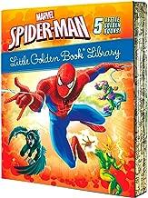 Spider-Man Little Golden Book Library (Marvel)