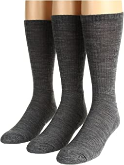 Smartwool - Heathered Rib 3-Pair Pack