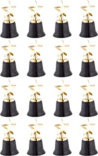 16 Pack Mini Star Trophy Gold Award Sports Team Participation MVP Trophies Rewards Prizes Kids Students Adults Party Supplies Accessories Soccer Football Baseball Volleyball 4.72 x 2.56 Inches Each