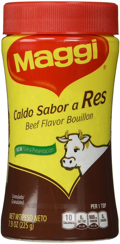 Max 76% OFF Maggi Granulated Beef Flavor unisex Ounce 7.9 Bouillon