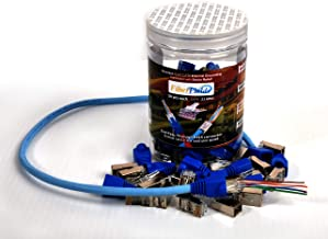 Best rj45 8 pin modular plug Reviews
