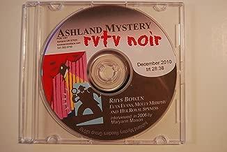 Ashland Mystery rvtv noir: Rhys Bowen, Evan Evans, Molly Murphy and Her Royal Spyness (December 2010)