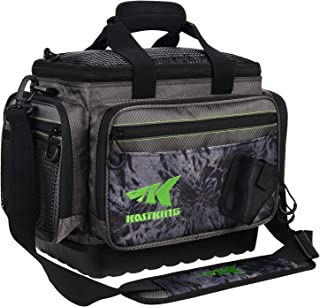 KastKing Fishing Tackle Bags - Large Saltwater Resistant Fishing Bags - Fishing Gear Bags - Waterproof Fishing Tackle Stor...