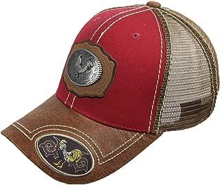 Rooster Baseball Cap Animal Farm Cock Mesh Trucker Snapback Hip Hop Dad Hat