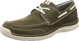 Clarks Men's Marus Edge Boat Shoes