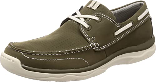 Clarks Chaussures 26132078 Marie Edge Olive
