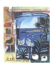 Pablo picasso-the palomas ii-2016Póster