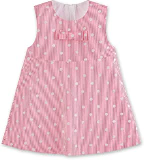 Sterntaler Baby Girls' Robe Bébé Vestido Dress