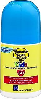 Banana Boat Kids Sunscreen Roll On SPF50+, 75ml