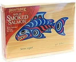 portlock wild smoked salmon