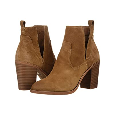 Dolce Vita Shay (Dark Saddle Suede) Women