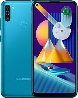 Samsung Galaxy-M11 METALLIC Blau