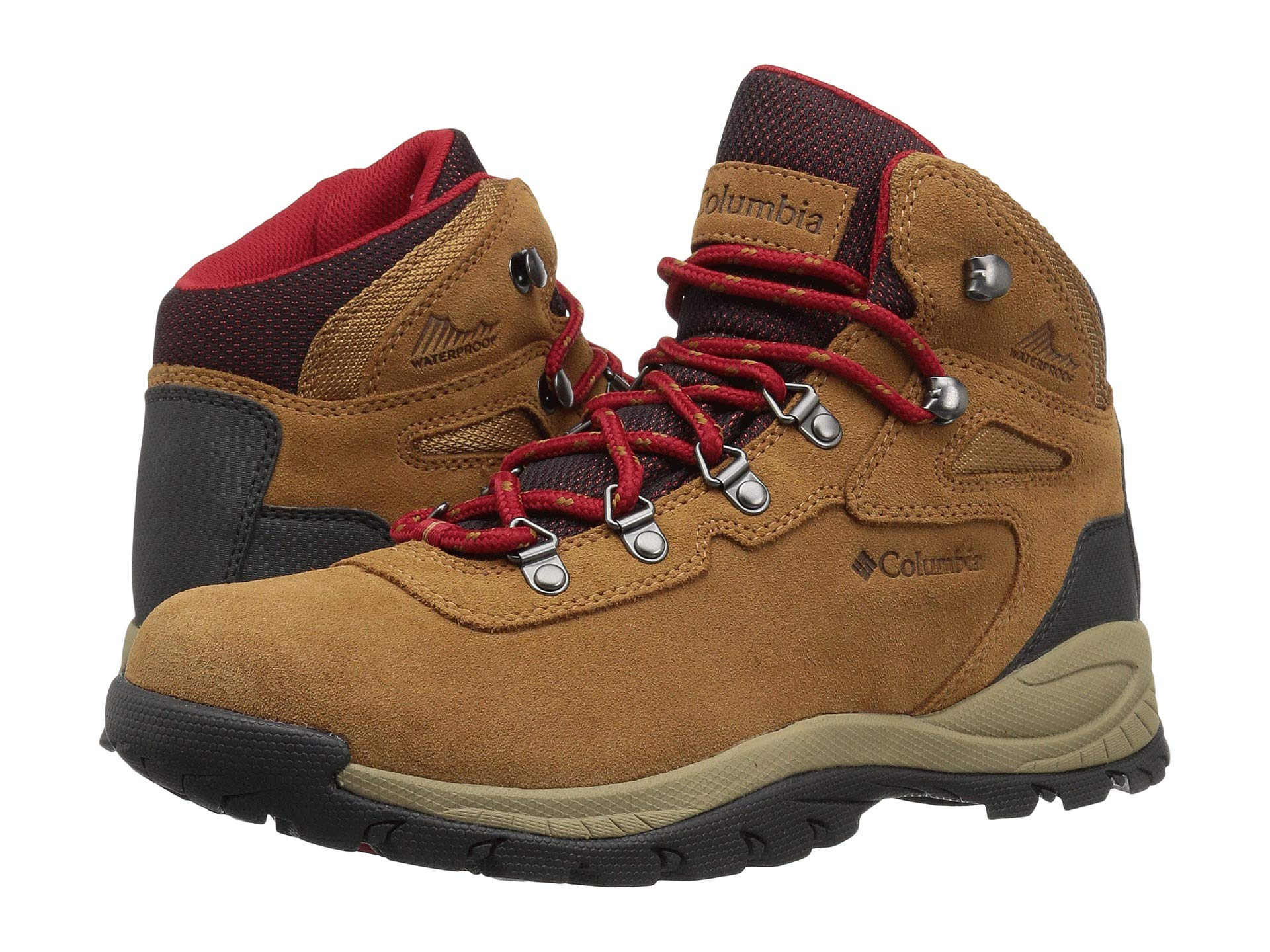 Ridge Plus Red Newton mountain Columbia Amped Elk Waterproof UqHZFxw5