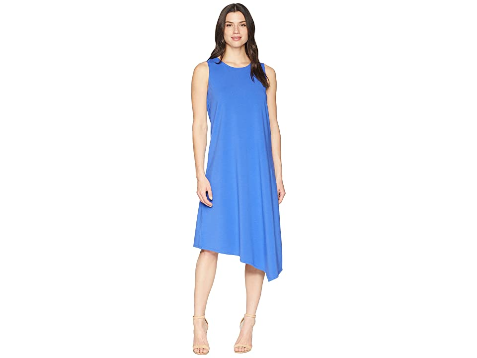 NIC+ZOE Sweet Escape Dress (Ultramarine) Women