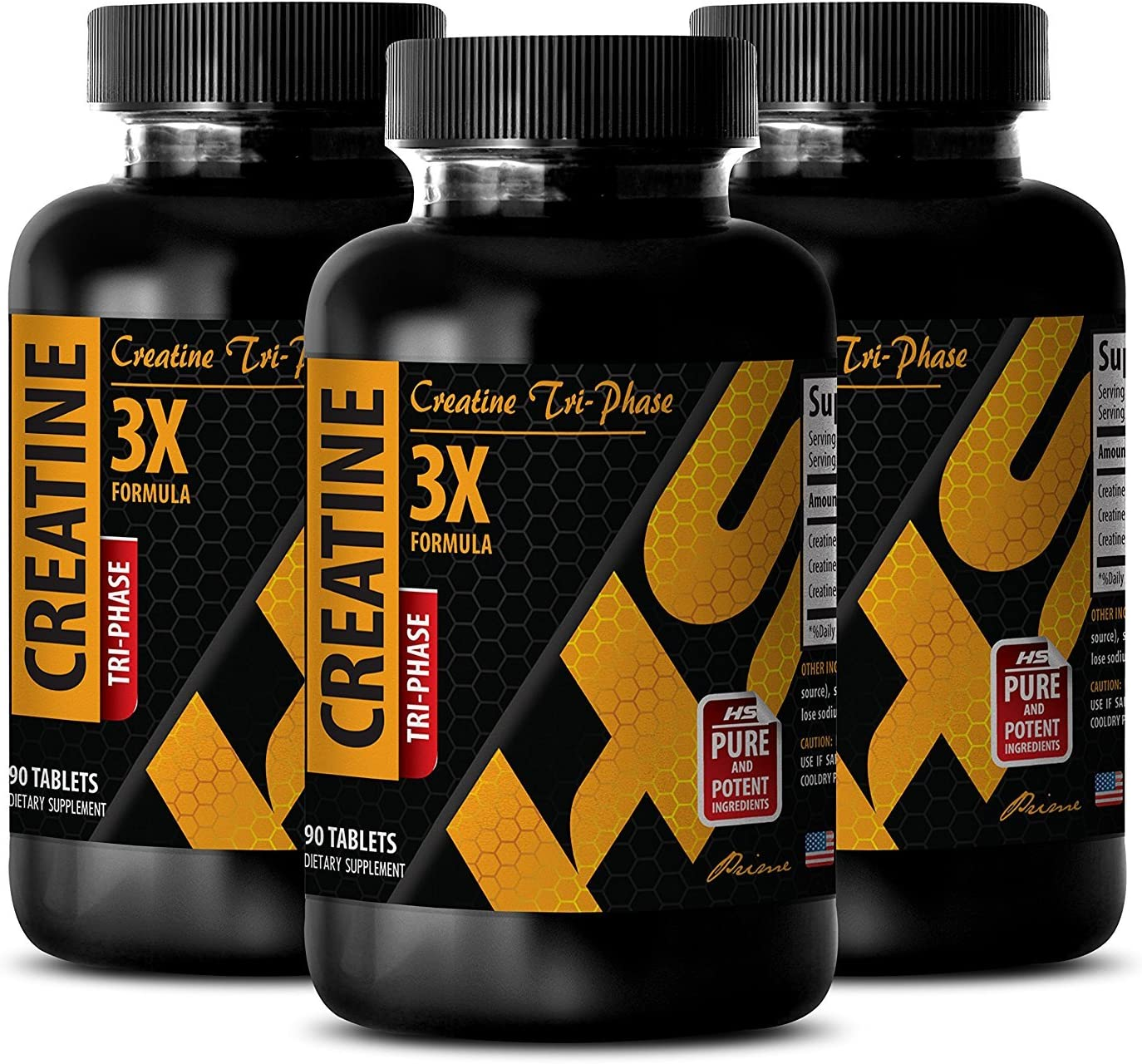 Seasonal Wrap Introduction Muscle Mass pre Workout - CREATINE TRI-Phase 3X Cheap mail order specialty store Crea Formula
