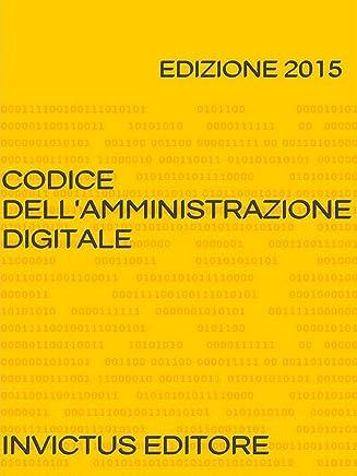codice amministrazione digitale