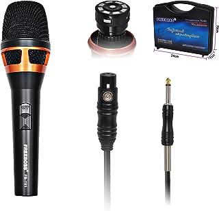 Freeboss FB-Y01 Large Diaphragm Cardioid Unidirectional Vocal Dynamic Microphone