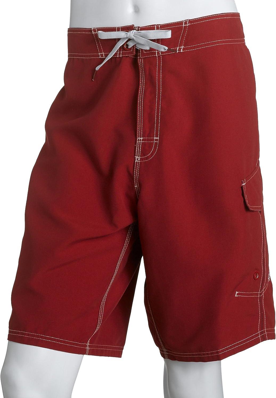 Speedo Men's Solid Oros 22 Inch Board Shorts