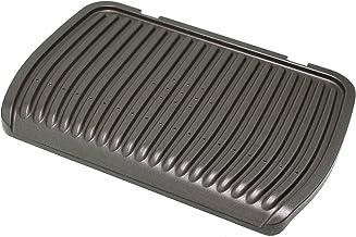 Grillplaat TS-01039400 (onder) compatibel met GC702D, GC712D, GC730D, GC7148 Optigrill contactgrill