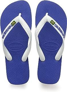 havaianas Mens 8110850-2711-390 Brasil Logo Sandal