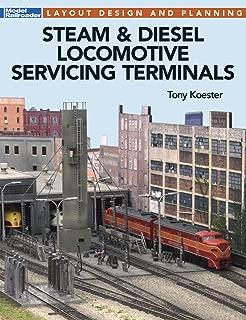 Steam & Diesel Locomotive Servicing Terminals (Kalmbach Publishing)