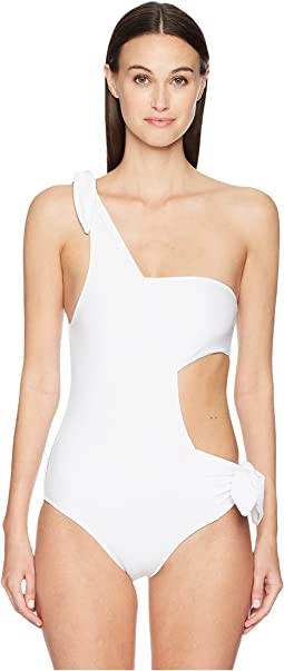 Classic Bandeau One-Piece