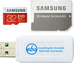 Samsung 32GB EVO+ Micro SD Memory Card for Samsung Phone Works with Galaxy Note 20 Ultra 5G, A42 5G, A21, A21s Phone (MB-M...