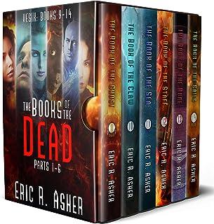 The Books of the Dead, Parts 1-6: Vesik 9-14 (Vesik Series Box Set Book 4) (English Edition)
