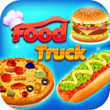 Food Truck Mania - Kids Cooking Game