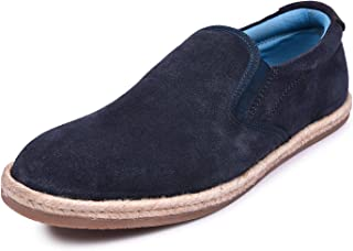Andrew Scott Men's Suede Loafers