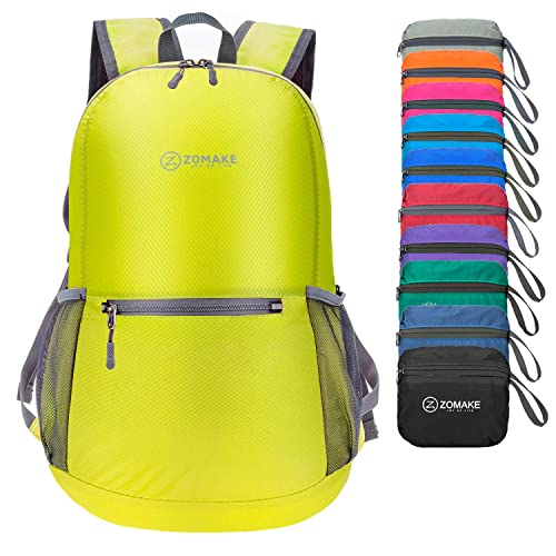 edc92f25942a ZOMAKE Ultra Lightweight Packable Backpack Water Resistant Hiking Daypack
