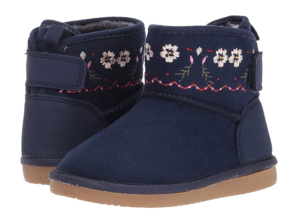 Carters Tiana (Toddler/Little Kid) (Navy) Girl