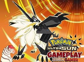 Clip: Pokémon Ultra Sun Gameplay - Zebra Gamer