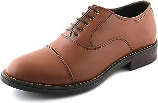 XY HUGO 2611 Oxford 5-Eyelet Police Shoe for Men's-P