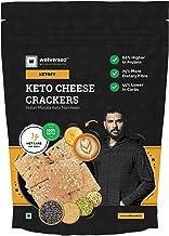 Ketofy - Keto Cheese Crackers (200g)   Gourmet, Nutritious Keto Crisp-Bread