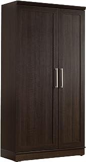 Sauder Home Plus Storage Cabinet, Dakota Oak finish