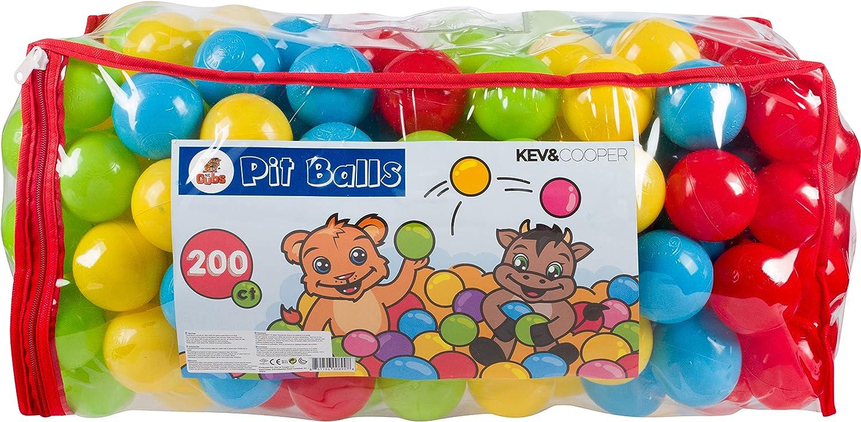 Import KC Cubs Ball Pit Ranking TOP8 Balls