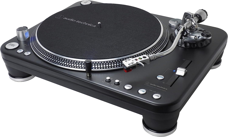 Audio-Technica ATLP1240USBXP Direct-Drive Professional DJ Turntable
