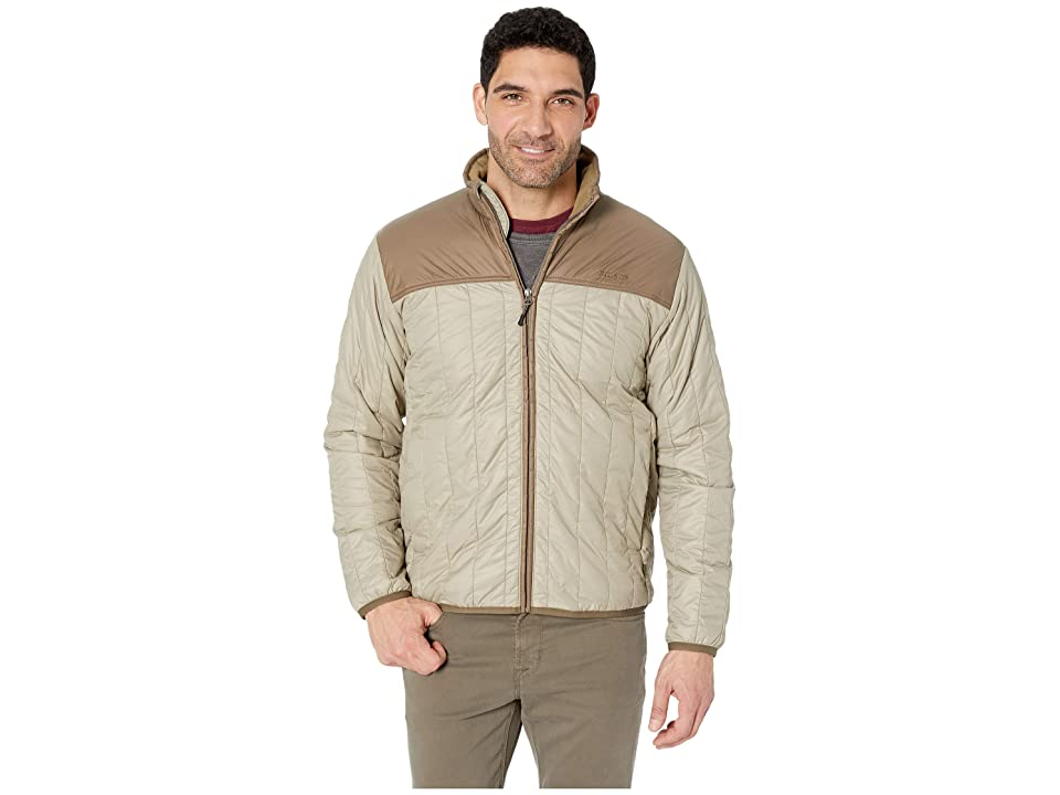 Image of Filson Ultra Light Quilted Jacket (Rustic Tan) Men's Coat
