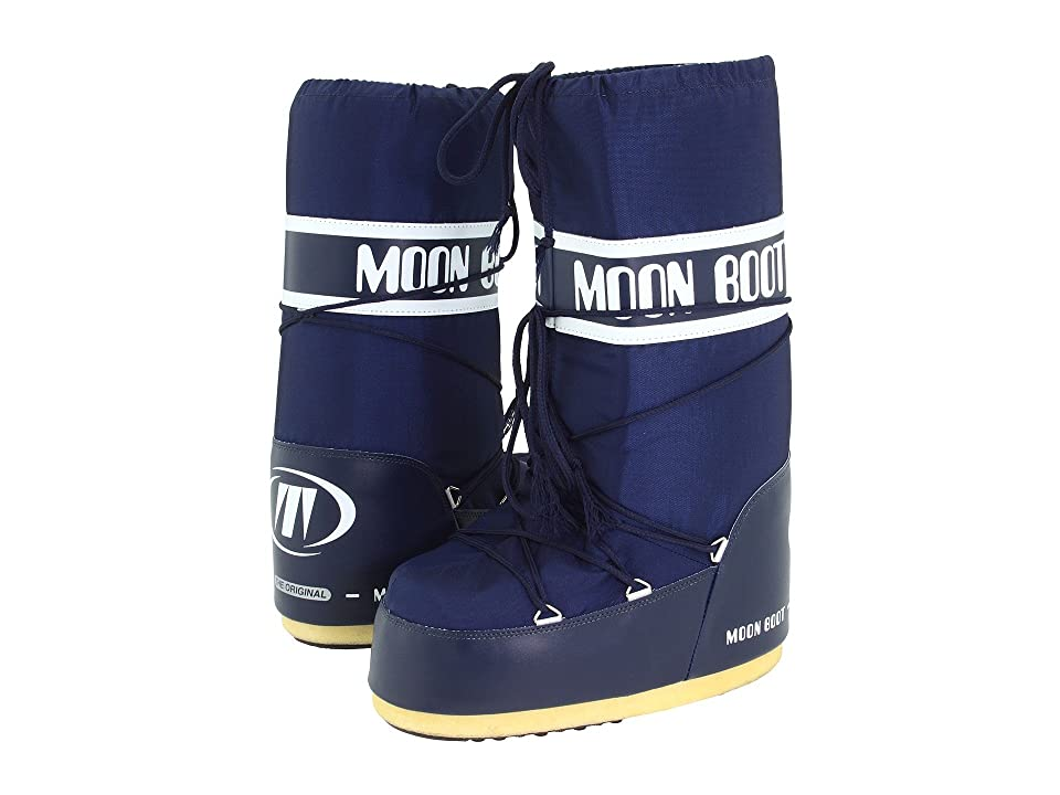 Tecnica Moon Boot(r) (Blue) Cold Weather Boots