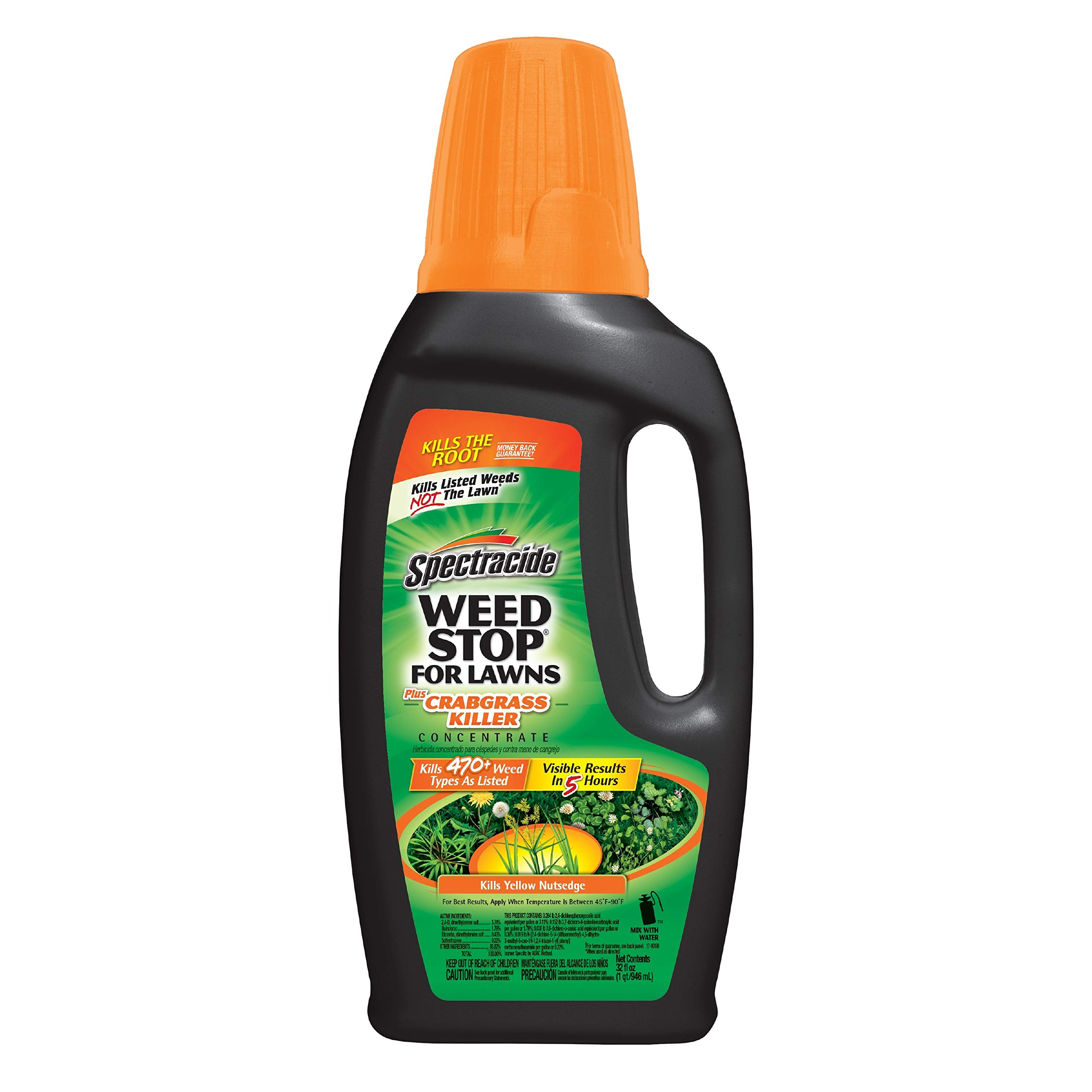 Spectracide Lawns Crabgrass Killer Concentrate