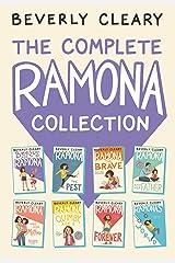 The Complete Ramona Collection: Beezus and Ramona, Ramona the Pest, Ramona the Brave, Ramona and Her Father, Ramona and Her Mother, Ramona Quimby, Age 8, Ramona Forever, Ramona's World Kindle Edition