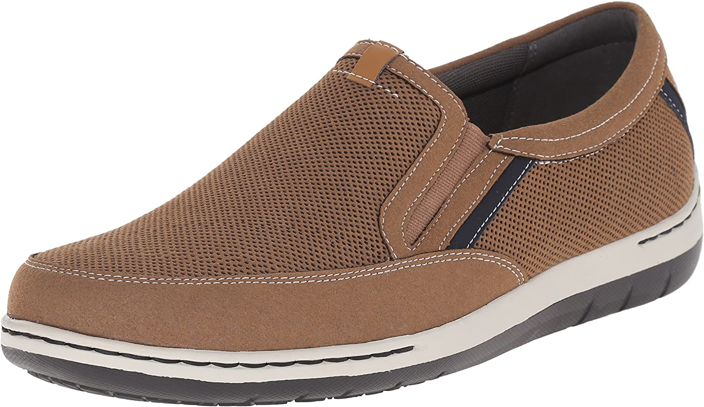 Dunham Men's Free shipping Ranking TOP2 New Fitsync On Slip Shoe
