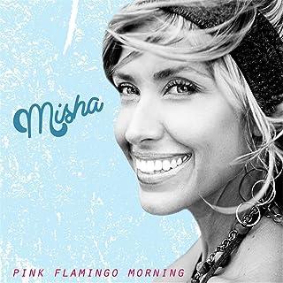 Pink Flamingo Morning