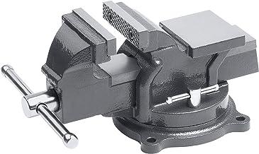 Meister Schroef - draaibaar - 75 mm spanwijdte - hoogwaardige stalen kaken - veilig vastzetten van werkstukken / tafelschr...