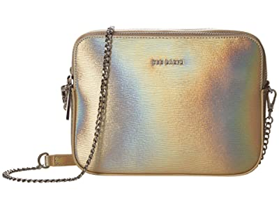 Ted Baker Lauriie (Silver) Cross Body Handbags