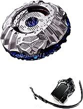 1 Metallspitze Buba Kampfkreisel Spiral Fox Mega Metal Fusion f/ür Beyblade Masters 4D 1 Launcher