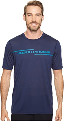 Threadborne Cross Chest Short Sleeve