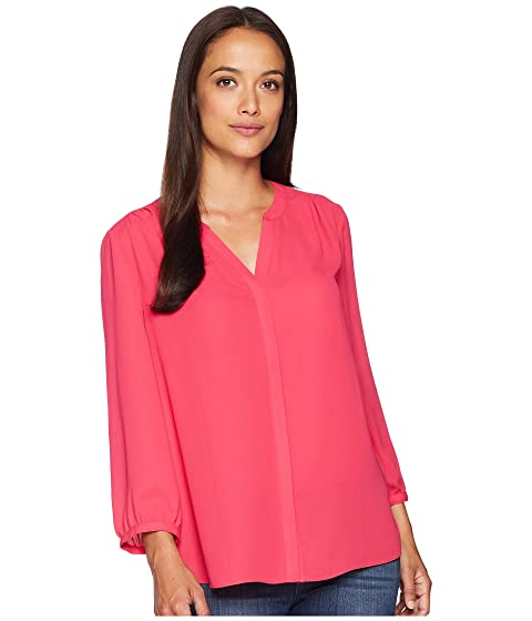 Nydj Blouse W Pleated Back At 6pm