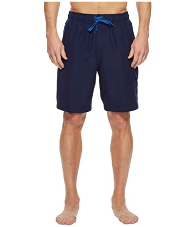 Speedo Marina Volley Swim Trunk (Speedo Navy) Men